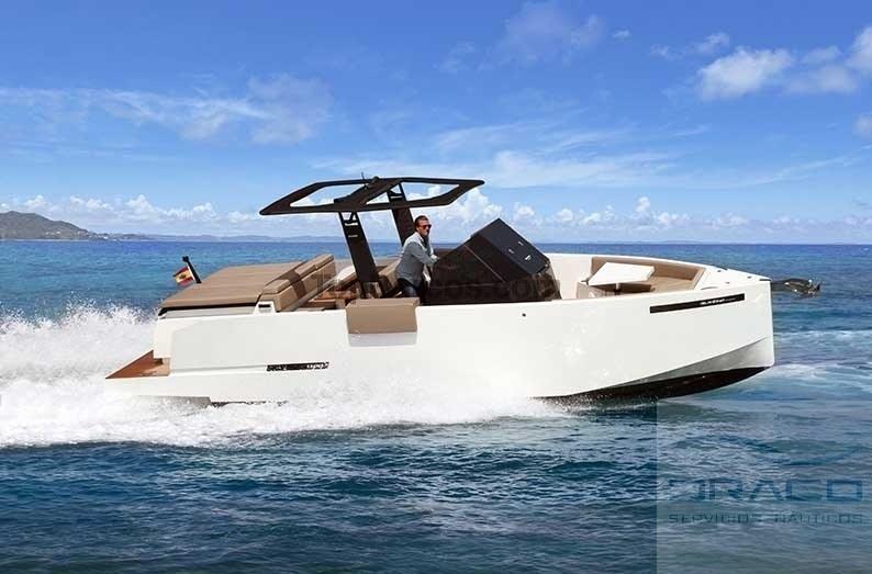 De antonio yachts d28 en barcelona por barcos de for Yates de lujo segunda mano